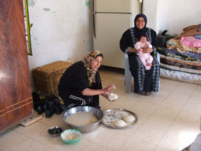 Birthing The Bread